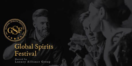 Global Spirits Festival 2019 tickets