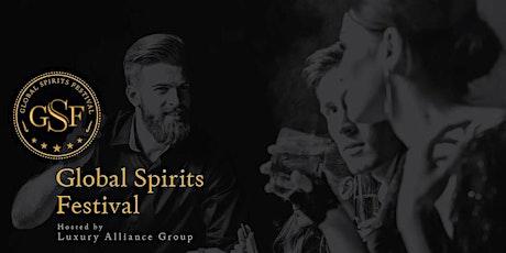 Global Spirits Festival 2020 tickets