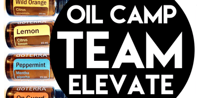 Oil Camp January 2019, Team Elevate