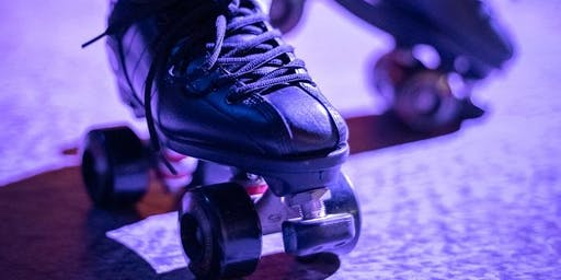 Purple Community Skate Party - Skating forward!