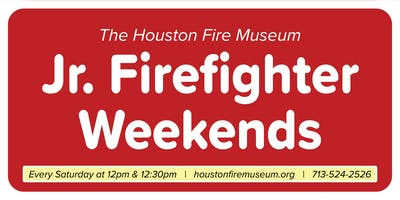 Jr. Firefighter Weekends: Fire Finder