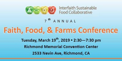 Faith, Food & Farms Conference
