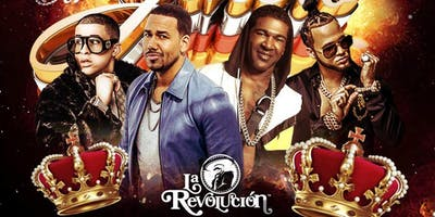 Latin Fridays - Los Reyes del Genero Party   Viernes, 18 de Enero 2019
