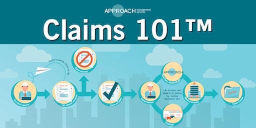 Claims 101 - Yakima - November