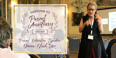 Parent Education Speaker: Donna Clark-Love