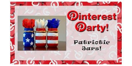 June Pinterest Party!  tickets