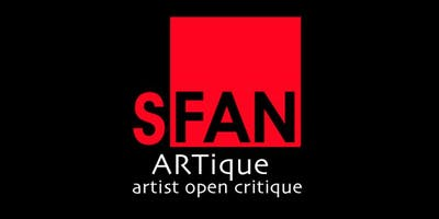 """ARTique"" Artist Open Critique May 20th"