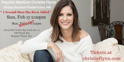 2ND SHOW - Group Gallery Reading Psychic Medium Christie Flynn!