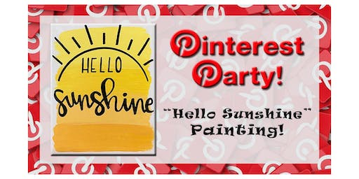 July Pinterest Party!