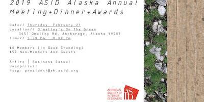 2019 ASID Alaska Annual Dinner