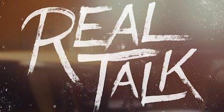 Men's Real Talk-September tickets