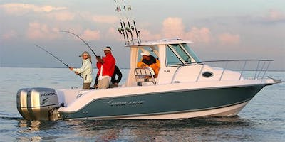 West Marine Mobile Presents Deep Dropping Fishing Seminar