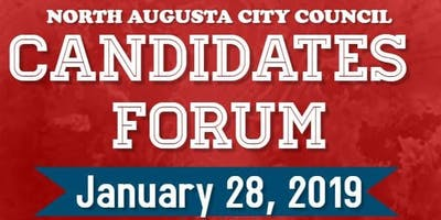 North Augusta City Council Candidates Forum