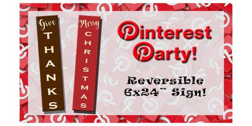 October Pinterest Party!
