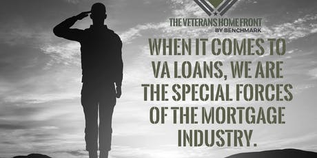 Realtor Bootcamp: A Guide to Working With the Military & The VA Home Loan  tickets