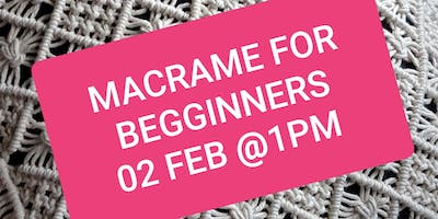 Macrame For Beginners