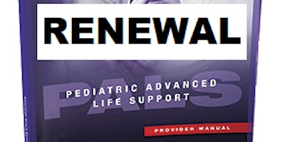 AHA PALS Renewal March 26, 2019 (INCLUDES Provider Manual and FREE BLS) from 9 AM to 3 PM at Saving American Hearts, Inc 6165 Lehman Drive Suite 202 Colorado Springs, CO 80918.
