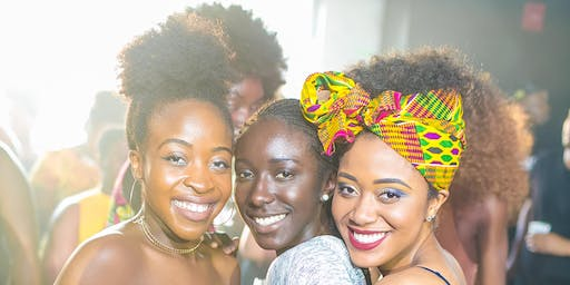 AFROCODE Chicago | HipHop; AfroBeats & Soca DayParty {Jul 20}