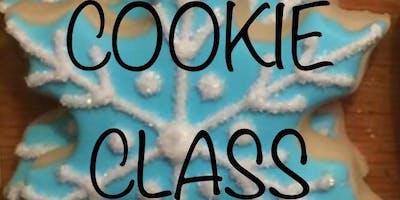 Beginner Cookie Decorating Class