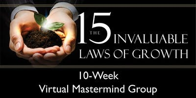 15 Laws of Growth Mastermind