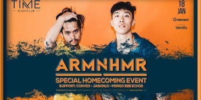 ARMNHMR FREE Guestlist
