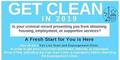 Get Clean in 2019 Prop47/64
