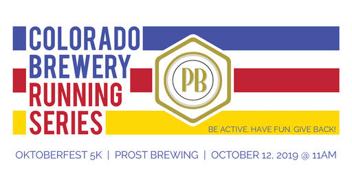 Oktoberfest 5k - Prost Brewing - Colorado Brewery Running Series
