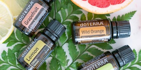 DoTERRA Oils & Detoxification - CLEANSE & RESTORE! Body, Gut, Weight. tickets