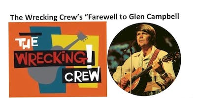 The Wrecking Crew 8:00pm