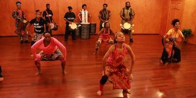 Ni Dembaya West African Dance Class