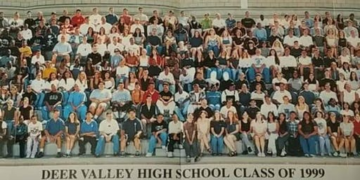 Deer Valley High School 20 Year Reunion Class of 1999