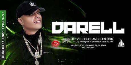 Vesos LA Presents: Darell Saturday Concert Age 18+  tickets