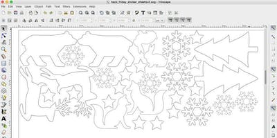 Inkscape for Makers