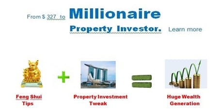 FREE - Wealth Creation Using Proven Property Investment Tips & Tweaks tickets