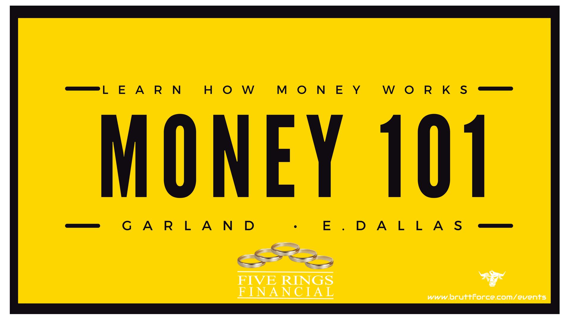 Money 101 Free Money Workshop