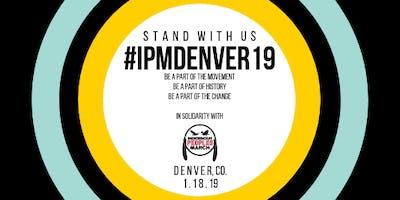 Indigenous Peoples March Denver 2019