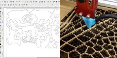 Inkscape for Makers and Intro to Laser Cutting Package