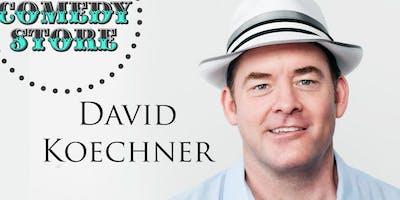 David Koechner - Friday - 9:45pm