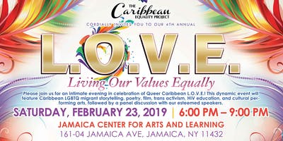 L.O.V.E.: Living Our Values Equally
