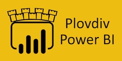 Първа среща на Пловдивската Power BI група