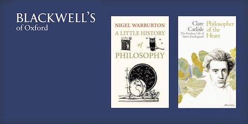 Philosophy in the Bookshop - Nigel Warburton and Clare Carlisle