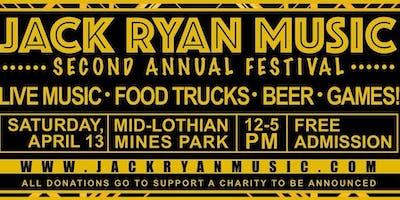 2nd Annual Jack Ryan Music Festival