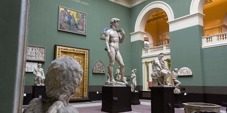An Exploration of Sculpture at the V&A tickets