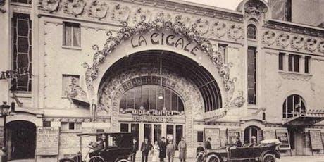 Cabarets de Montmartre + visite Phonomuséum billets