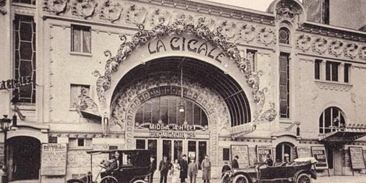 Cabarets de Montmartre + visite Phonomuséum