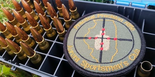 PRACTICAL PRECISION RIFLE MATCH - SATURDAY, October 12th FINALE MATCH