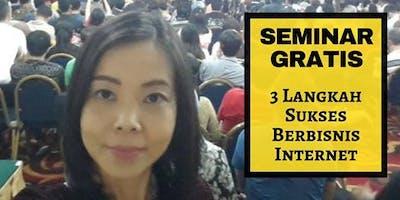 """Seminar Gratis """"BOOST"""" Bisnis Internet"""