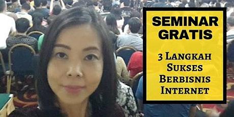 """Seminar Gratis """"BOOST"""" Bisnis Internet tickets"""