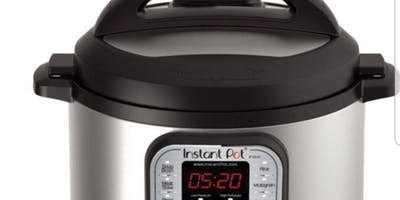 Instant Pot- Pressure Cooking Basics!
