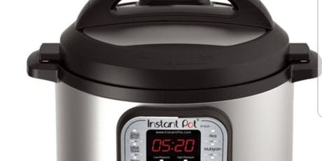 Instant Pot- Pressure Cooking Basics! tickets